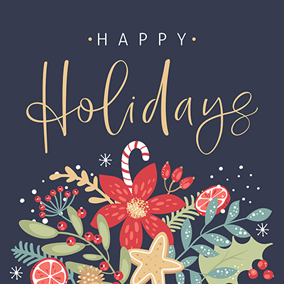 Happy Holidays From Bay Colony Chiropractic